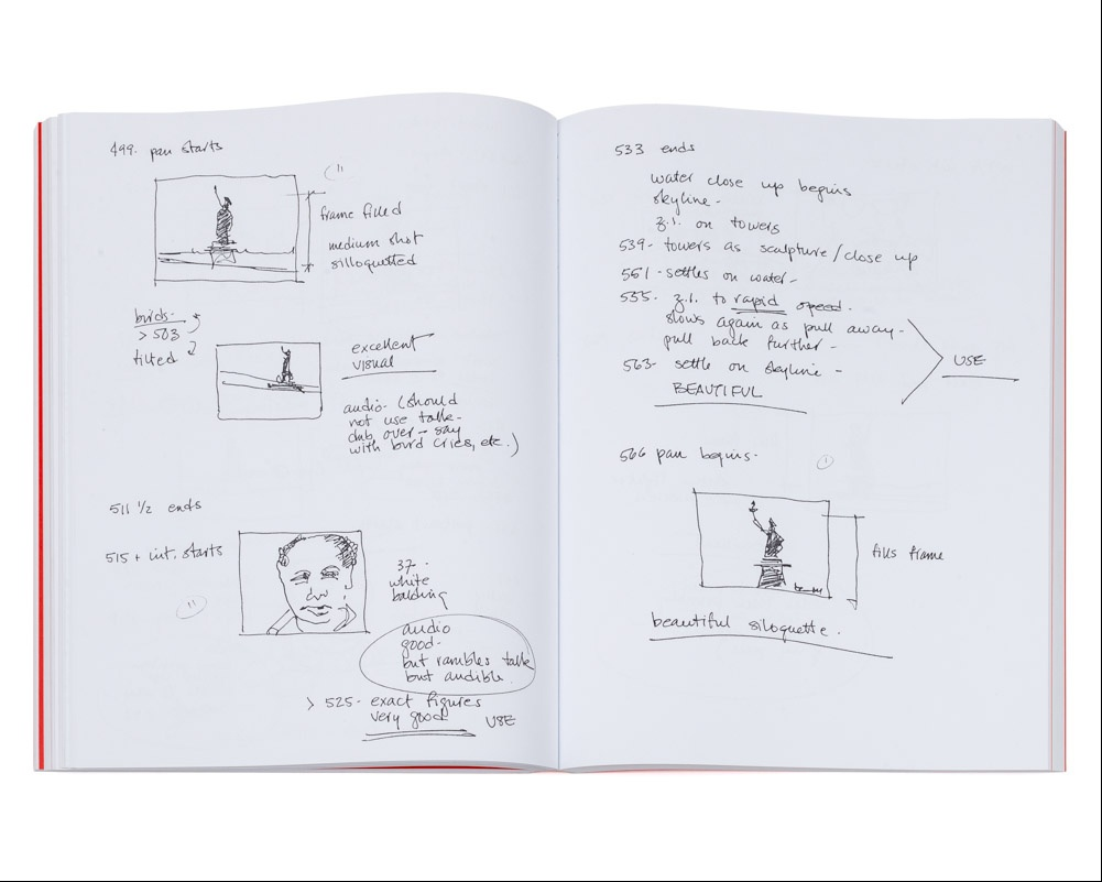 Dara Birnbaum: Note(s): Work(ing) Process(es) Re: Concerns (That Take On / Deal With) thumbnail 8