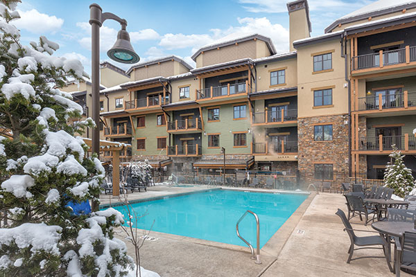 Apartment Park city Resort 3 Bedroom 2 Bath   SKI IN SKI OUT   photo 20248718