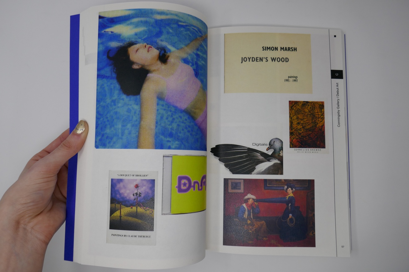 From the Bunker, Archive No. 2: Douglas Park's Archive of London 1990s Art Ephemera thumbnail 3