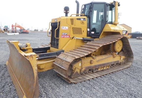 Used 2016 Caterpillar D6N LGP For Sale