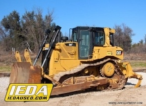 Used 2012 Caterpillar D6T XL For Sale