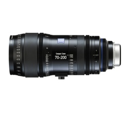 Carl Zeiss compact Zoom CZ.2 70-200mm T 2.9