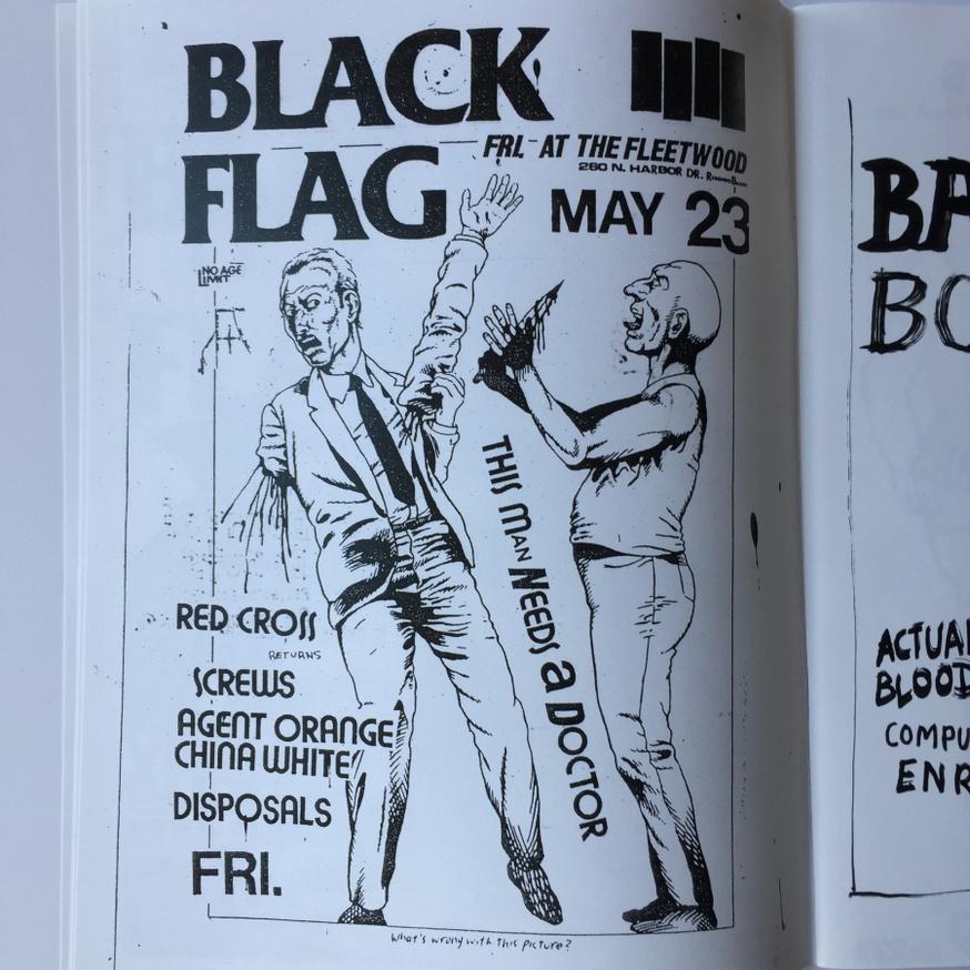 Black Flag Zine thumbnail 8