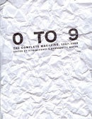 0 To 9 : The Complete Magazine : 1967-1969