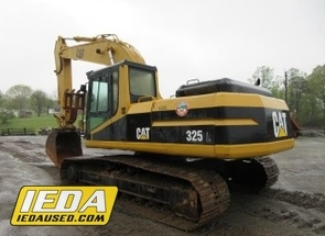 Used 1995 Caterpillar 325L For Sale