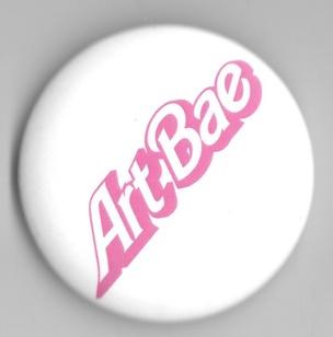Art Bae Button