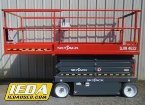Used 2019 Skyjack SJII4626 For Sale
