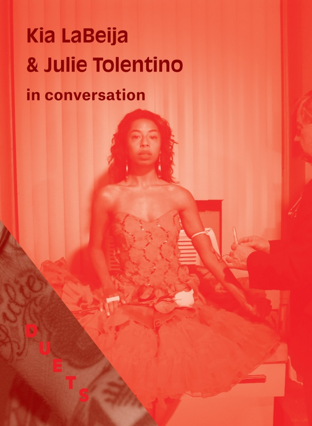 DUETS : Kia LaBeija and Julie Tolentino in Conversation thumbnail 1