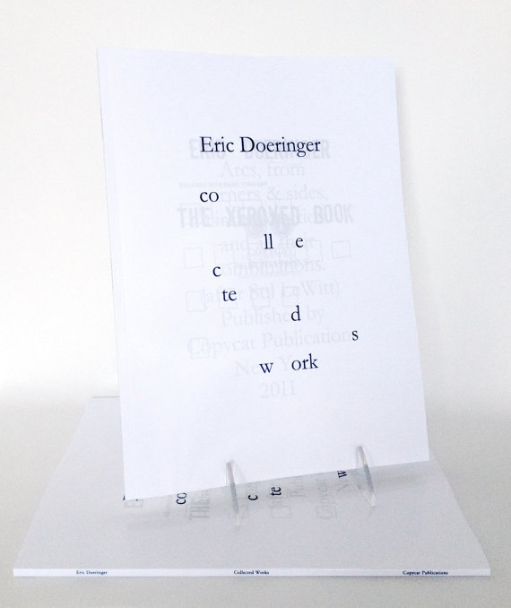 Eric Doeringer : Collected Works