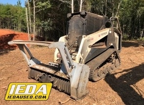 Used 2017 Terex PT110F For Sale