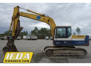Used  Komatsu PC150-5 For Sale