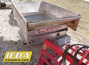 Used  Curtis Fast Cast 550 For Sale
