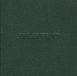 Gordon Matta-Clark : SPLITTING