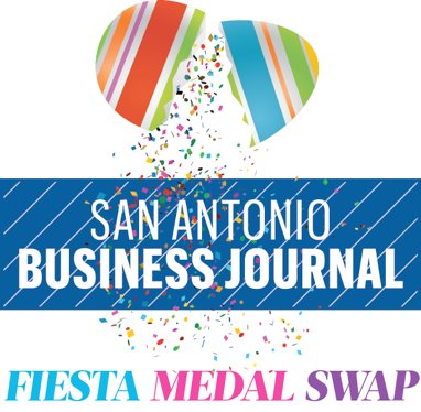 Fiesta with the Business Journal: Medal Swap