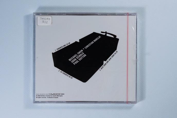 CCMC and Christian Marclay: 2 CD Set thumbnail 2