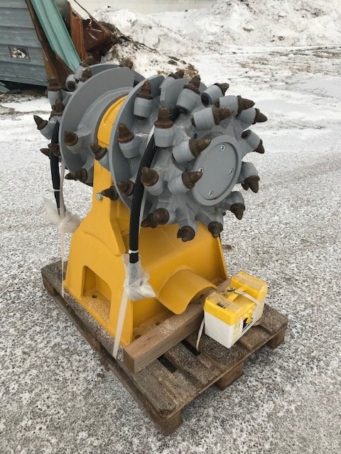 Used 2018 Rockwheel D20 For Sale