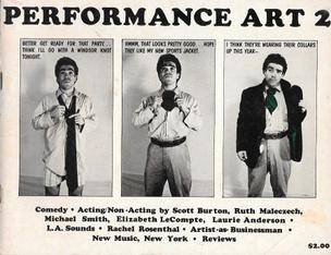 Performance Art