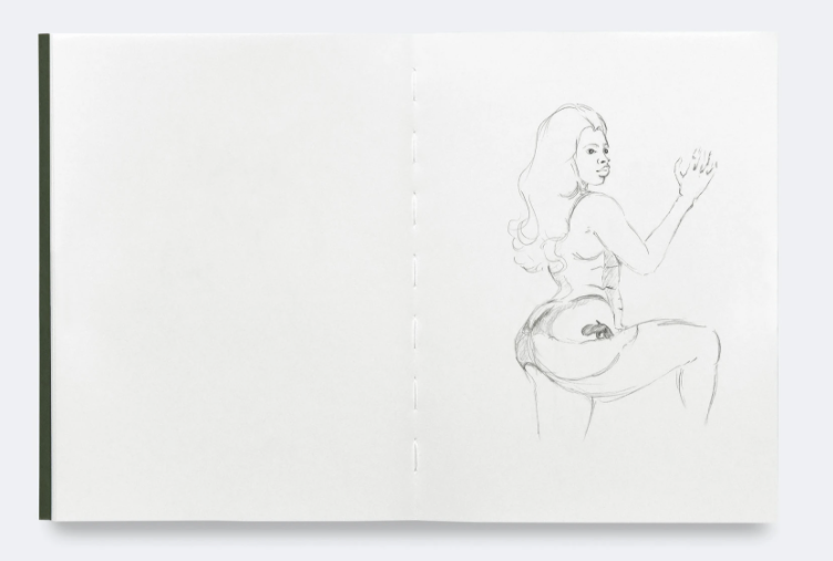 Somaya Critchlow: Drawings thumbnail 5