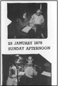 Need to Know : 29 January 1978 / Sunday Afternoon