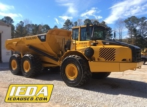 Used 2010 Volvo A40E For Sale