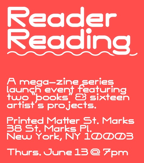 Reader Reading: TXTReader Book Launch