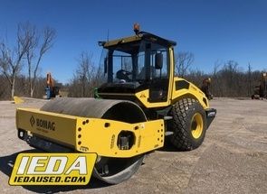 Used 2018 Bomag BW213D-5 For Sale