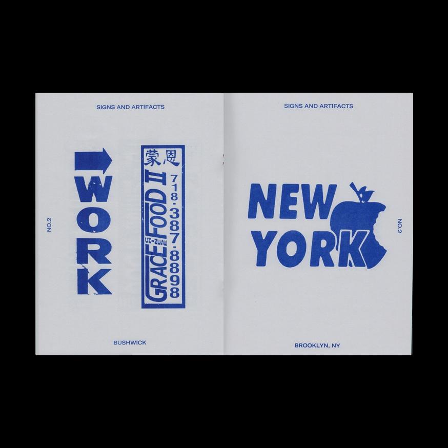Signs And Artifacts - Bushwick, NY thumbnail 4