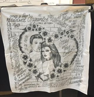 Teen Angels Scarf