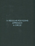 14 Regular Polygons Approach a Circle