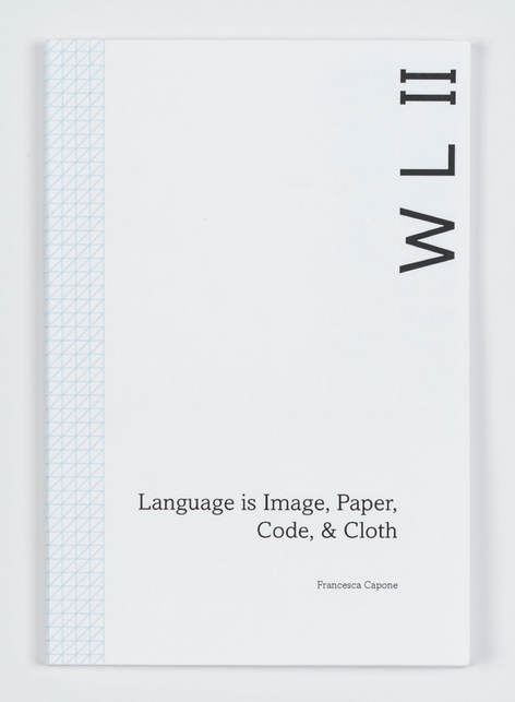 Francesca Capone : Weaving Language II — Book Signing