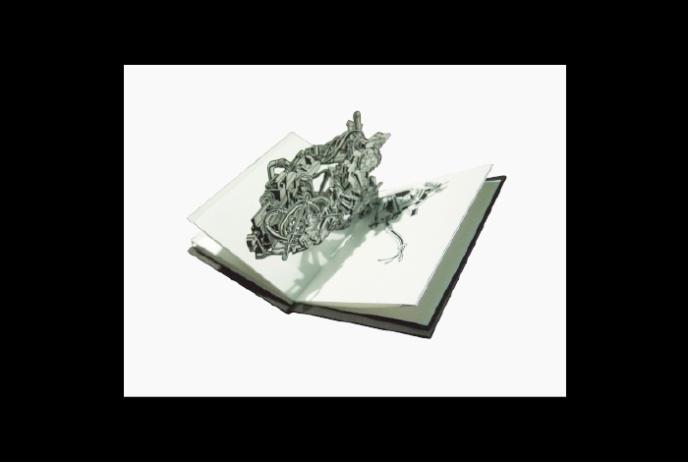 Mechanical Pop-Up Book thumbnail 3