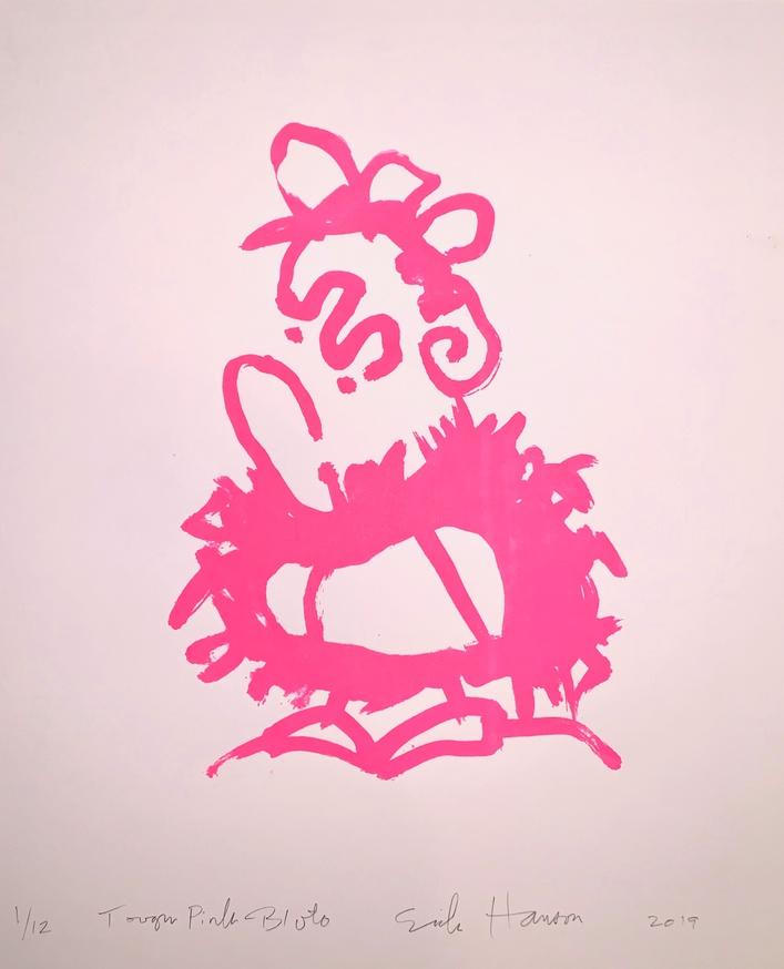 Tough Pink Bluto