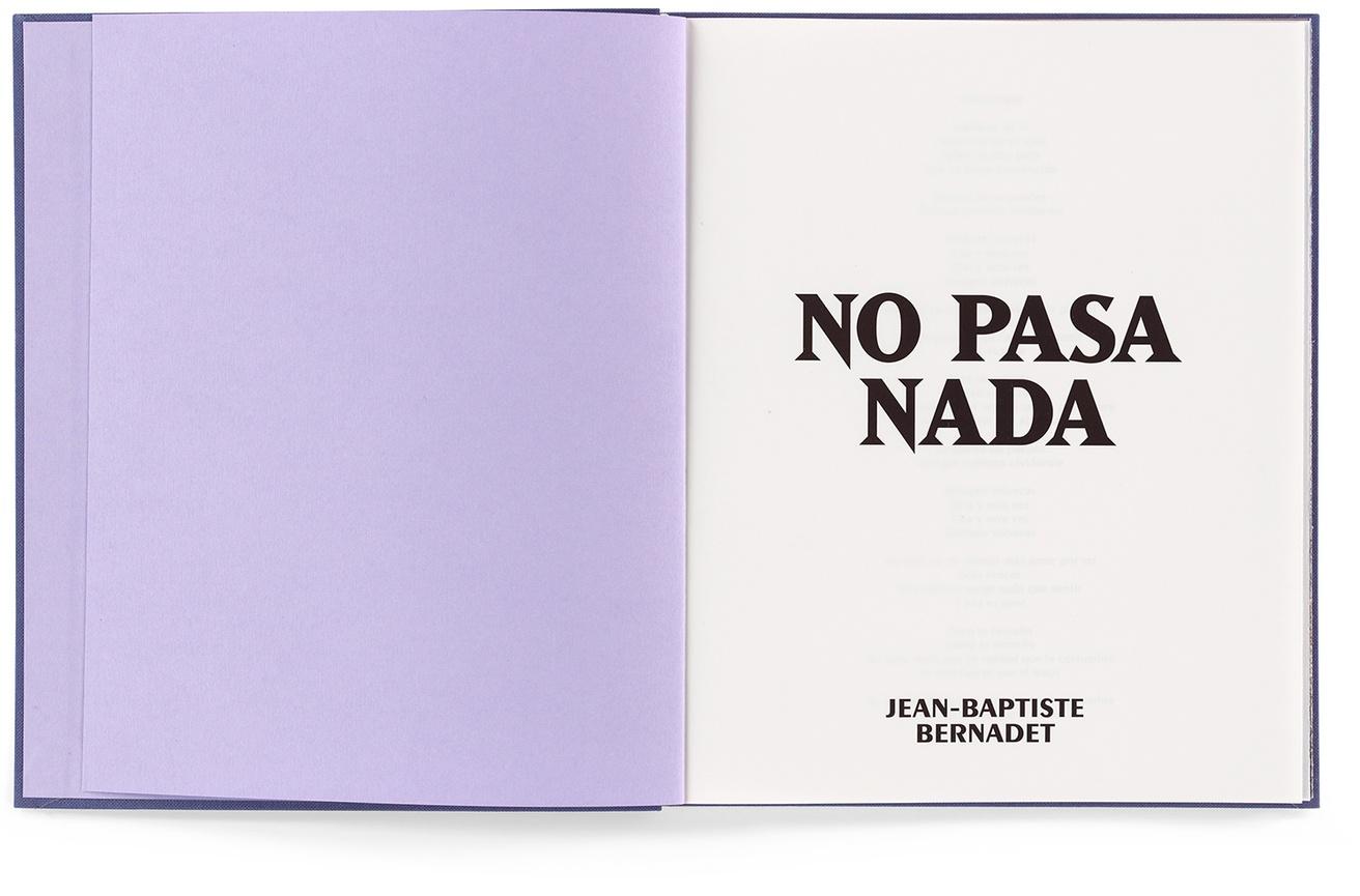 No Pasa Nada thumbnail 2