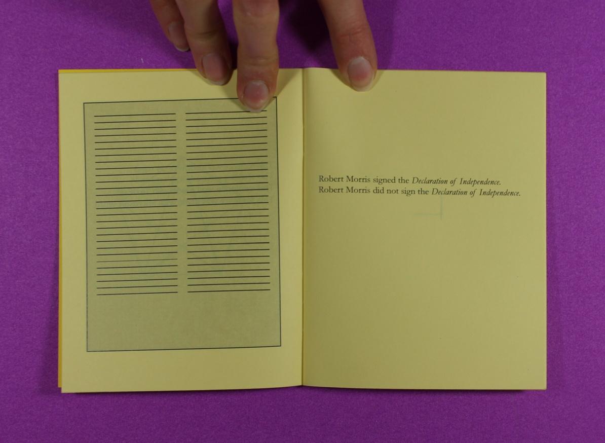 Two Poems for Robert Morris thumbnail 4