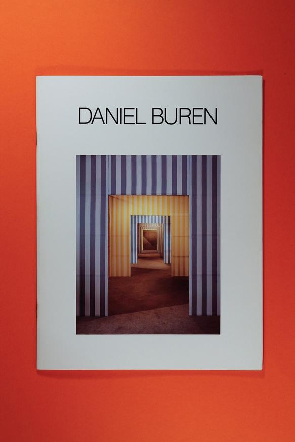 Daniel Buren : Metamorphoses – Works in Situ thumbnail 9