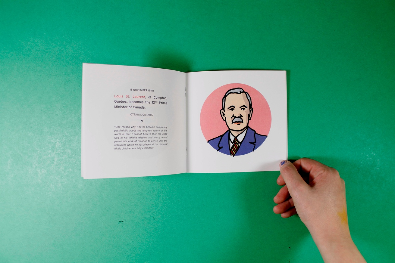 A Zine Devoted to All of the Prime Ministers of Canada thumbnail 3