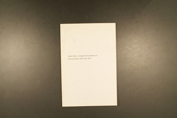 Space Study, Linkages & Sonambulism & thumbnail 3