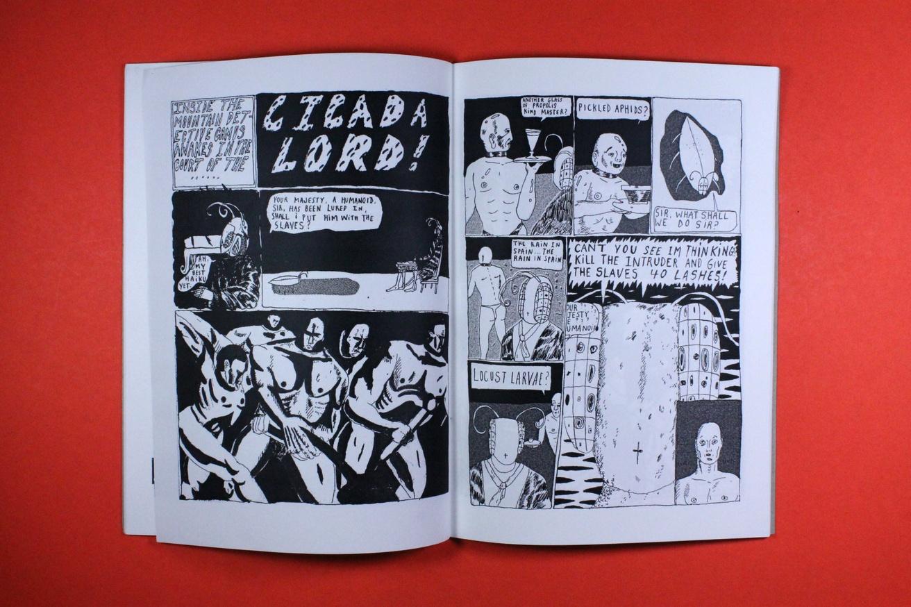 Detective Camus  thumbnail 2