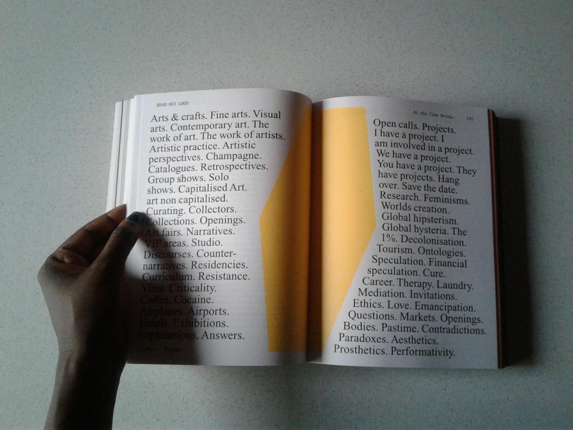 stephanie baptiste editor Àsìkò on the future of artistic and