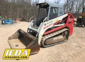 Used 2012 Takeuchi TL230-2 For Sale