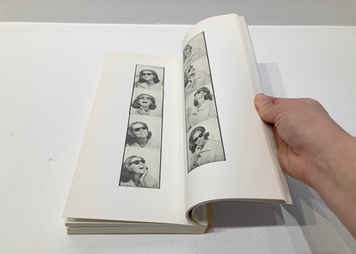 Andy Warhol Photobooth Pictures thumbnail 6