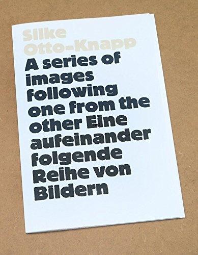A series of images following one from the other Eine aufeinander folgende Reihe von Bildern