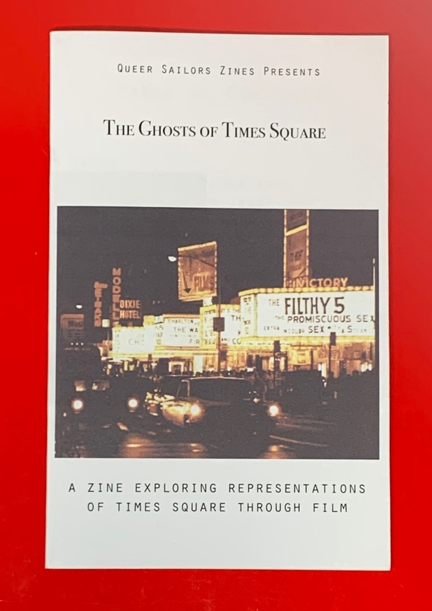 The Ghosts of Times Square