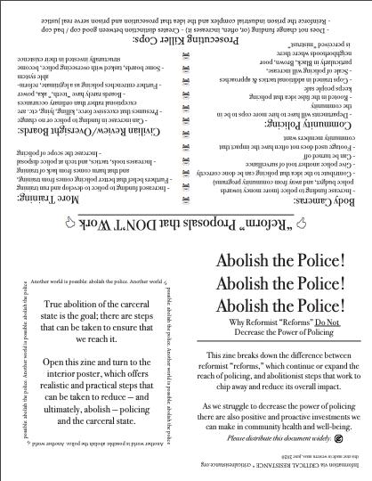 Abolish the police! thumbnail 2