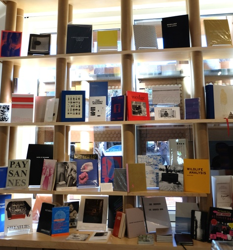 Printed Matter at the Aspen Art Museum (AAM) - Curated Shelf and Lecture by Max Schumann