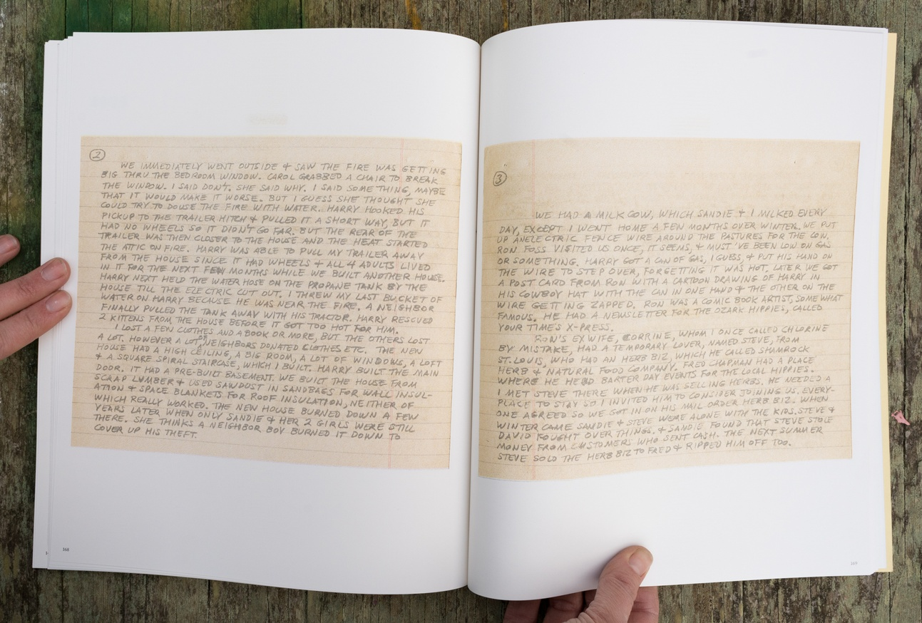The Positions and Situations Project: Back-to-the-land Letters, Volume 2: 1974-1975 thumbnail 8