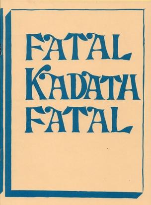 Fatal Kadath Fatal