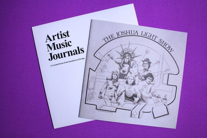 Artist Music Journals Edition 06 : Joshua White thumbnail 2