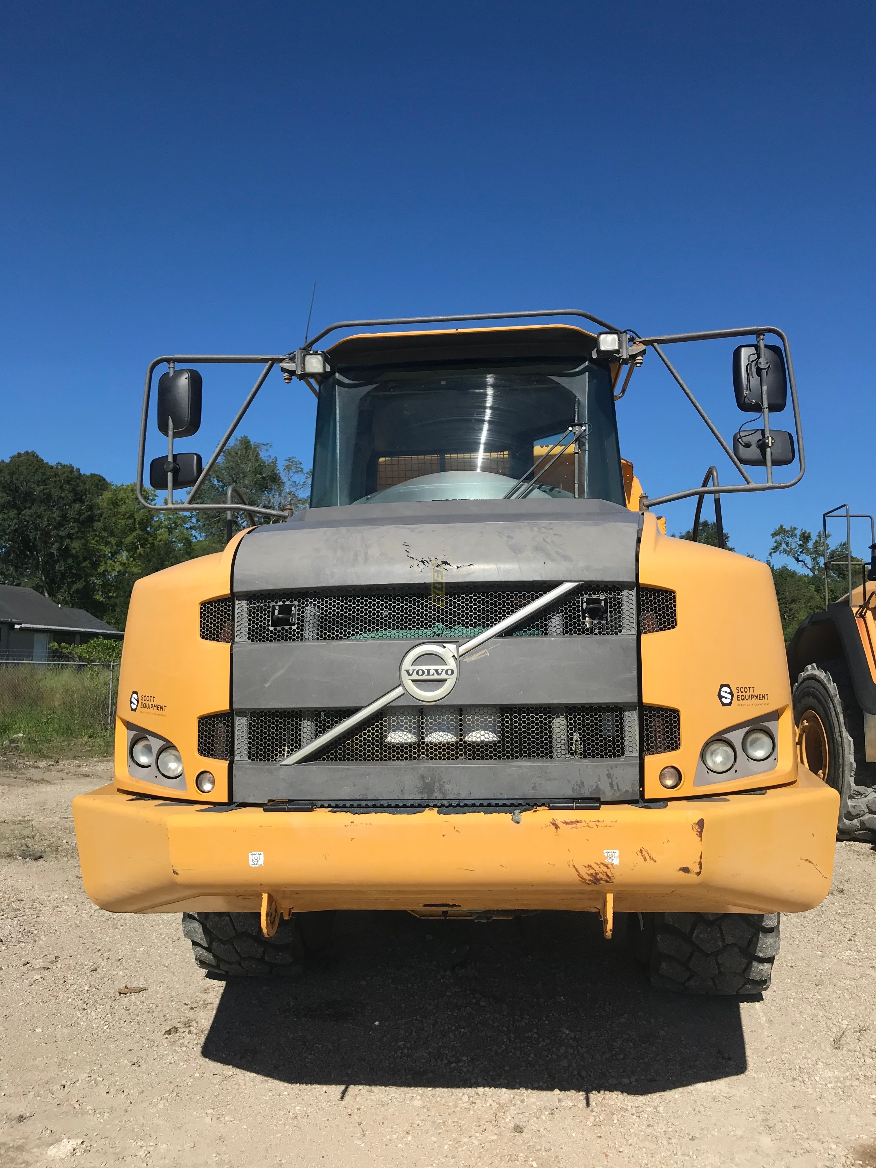 Used 2013 Volvo A25F For Sale