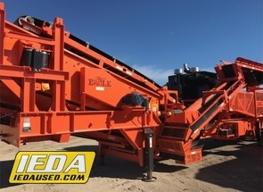 Used 2017 EAGLE CRUSHER ULTRAMAX 1200-25CC For Sale